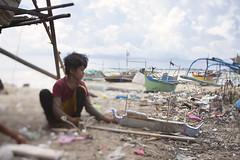 (briyen) Tags: toy boat garbage model philippines young maker icm palawan roxas 2016 bajau