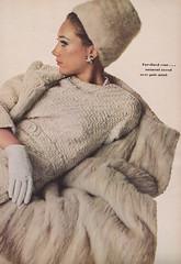 Vogue Editorial Sept. 1965 (moogirl2) Tags: vintage 60s vogue editorial 1965 irvingpenn marisaberenson 60sfashion vintagevogue vintagefashionphotography