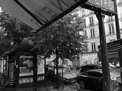 Station Svres Babylone, Paris (jrme labouyrie) Tags: paris france station subway de mtro pluie orage svres babylone