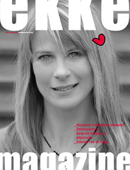 34 Març EKKE (aracelisegarra) Tags: magazinecover portada revista model alpinista aracelisegarra
