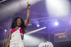 "Lady Leshurr- Sónar 2016 - Jueves - 2 - M63C8615 • <a style=""font-size:0.8em;"" href=""http://www.flickr.com/photos/10290099@N07/27116477093/"" target=""_blank"">View on Flickr</a>"