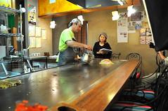 DSC_3210 (miaaam) Tags: japan hiroshima lopez okonomiyaki