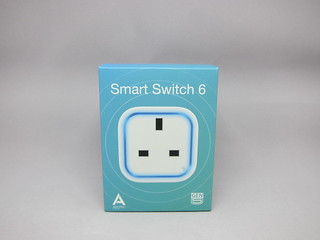 Aeon Labs Aeotec Z-Wave Smart Switch 6 (Gen5)