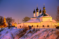 Suzdal Blues (hapulcu) Tags: rusia russia russie russland suzdal vladimir hiver winter