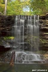 Ricketts Glen #19 (freshairphoto) Tags: ricketts glen pennsylvania autumn fall artspearing nikon d80 18200 zoom tripod