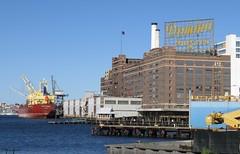 Baltimore 2016 Domino Sugar (wheeltoyz) Tags: city harbor md ship maryland crab charm baltimore sugar inner savannah domino orioles