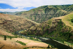 Fly fishing the Grand Ronde (_Kickstand) Tags: flyfishing grandronde