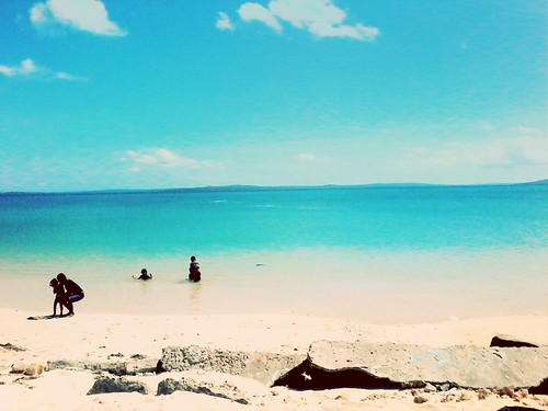 Tablolong beach, Kupang, Indonesia