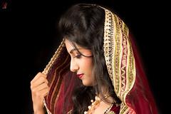 Indian Bride (Jamsheed Photography) Tags: indianbride bride fashion beauty makeup portrait closeup