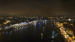 View from Dom Lus I Bridge, Porto ({heruman}) Tags: bridge panorama portugal saint john fuji dom porto fujifilm luis 1855mm 169 xe1 i germanvidal