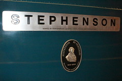 Class 87 87001 Stephenson (Royal Scot) 17-06-2016 NRM.5 (routemaster2217) Tags: york br bobo nrm nationalrailwaymuseum stephenson britishrailways royalscot brel class87 87001 britishrailengineeringlimited acelectriclocomotive