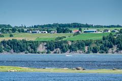 DSC_2021 (Patrick Boily) Tags: fleuve st laurent river landscape quebec