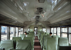 Taiwan - Neiwan Line - Inside the motorcar (railasia) Tags: interior taiwan nineties tra motorcar class40dr