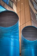 Two Blue (mega Man) Tags: newyorkcity pentax hdr vents k7 31mm
