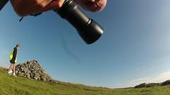 Haytor Heller (Marklucylockett) Tags: timelapse july devon dartmoor 2014 blackhill teignbridgetrotters goprohero2 marklucylockett haytorheller