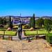Pan Nelson Mandela Statue HDR Pretoria