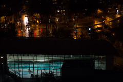 pool (ian.mrozewski) Tags: street orange night vancouver yaletown