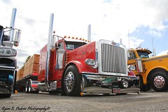 Joel Olson Pete 389 5 (RyanP77) Tags: show wheel truck cattle dump semi chrome rig pete heavy stockton tanker peterbilt 389 359 hauler cabover 388 379 352 daycab