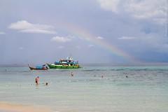 Phi Phi Islands, Thailand. (Ricardo Viana BSB) Tags: rainbow paradise thalande arcoris thailandia kohphiphi paraso    kopipi  thaimaa   kingdomofthailand   talainn
