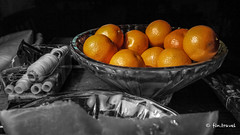 Mandarins (Fin.travel) Tags: mandarin topaz selectivecolor topazremask