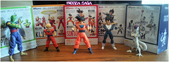 "The Freeza saga SH Figuarts ("" 43 "") Tags: ball toy dragon review cell collection freeze figure z trunks 18 figurine piccolo saga sh android diorama krillin bandai goku vegeta gohan dbz ssj a18 figuarts"