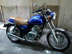 Suzuki Volty TU250