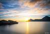 Sunset Playa del Lastre (Legi.) Tags: longexposure sunset atardecer nikon tokina cartagena 116 largaexposición d600 portmán launión playadellastre