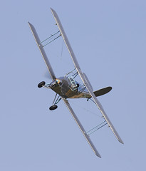 Blackburn B2 (Steve G Wright) Tags: aircraft airshow shuttleworth airdisplay oldwarden blackburnb2