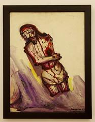 David Alfaro Siqueiros - Cristo mutilado, 1963