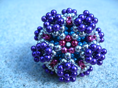 Bridged Triangle Ball v3 - IMG_9094 (tend2it) Tags: blue red sculpture art colors silver ball reflections cool triangle purple magnets chrome sphere zen catchycolor magnet catchy sculptures icosahedron magnetic 9ball buckyballs neodymium bridged neoball 6ball neocube magcube cybercube zenmagnets nanodots zenmagnet icasahedron