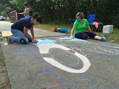 2014 Chalk Walk