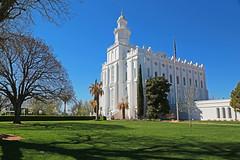 St. George Temple (lucepics) Tags: church st temple utah george churches temples mormon lds latterdaysaint