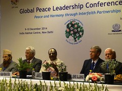 Global Peace Leadership Conference India 2014 Panel