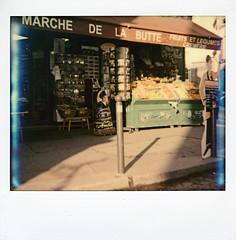 Montmartre (@necDOT) Tags: paris polaroid montmartre ameliepoulain imagespectra impossibleproject