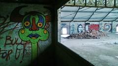 FNO - 19 nov 2014 (Ferdinand 'Ferre' Feys) Tags: urbex graffiti streetart belgium gent graffitiart artdelarue graff urbanart belgique belgië ghent gand urbanarte arteurbano ferdinandfeys