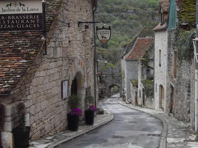 3. Góc phố Rocamadour