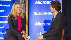K2 Productions - Chelsea Clinton on Stage