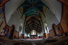 (Menacing Shotz) Tags: church decay exploring fisheye grime hdr grimey hdrphotography exploringdecay