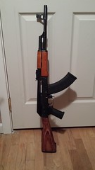 NHM-90 (johnfromcoke) Tags: gun rifle ak47 wasr nhm90