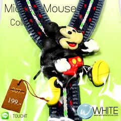Mickey Mouse Collection สายเอี้ยมเด็กเล็ก (Cute Suspenders) สำหรับเด็กเล็กประมาณ 5 ขวบ มิกกี้เมาส์