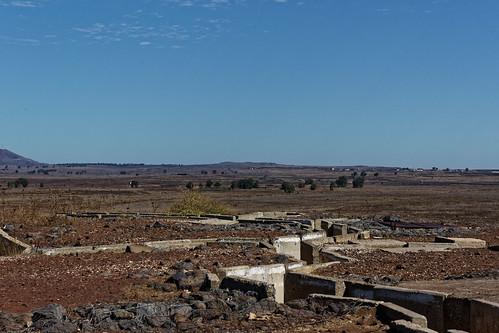 Tel Saki, Kriegsdenkmal