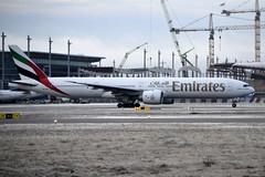 Emirates A6-EBT, OSL ENGM Gardermoen (Inger Bjrndal Foss) Tags: norway emirates boeing 777 osl gardermoen engm a6ebt