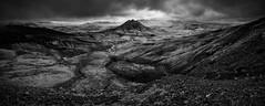 lftavatn (jandolezalek) Tags: mountains landscape iceland lftavatn