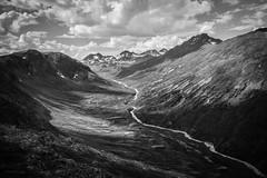 Memurudalen (Konrad Winkler) Tags: norwegen himmel berge tal muru flus jotunheimennationalpark memurutunga