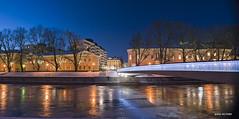 Turku__DSC2314 (vesa_aaltonen) Tags: beautiful night suomi finland river cityscape silent turku aura maisema urbanlandscape aurajoki kaunis rauhallinen kaupunkimaisema