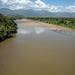 Rio Magdalena já maior