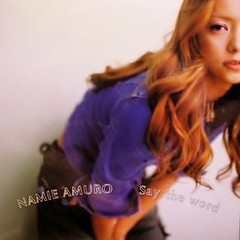 2001.08.08_Say-the-word-vinyl (Namie Amuro Live ) Tags: namie amuro cover singlecover  saytheword