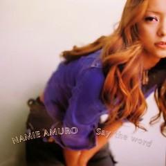 2001.08.08_Say-the-word-vinyl (Namie Amuro Live ♫) Tags: namie amuro cover singlecover 安室奈美恵 saytheword
