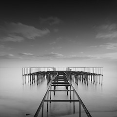 ... (alexey sorochan) Tags: longexposure sea blackandwhite bw seascape storm black beach nature water monochrome rock fog clouds port photography coast harbor photo waves waterfront stones side steps foggy odessa ukraine minimal urbanexploration nd prints cape summertime traveling waterside seaport ripe breakwater fineartphotography brink calmwater blacksky ndfilter watersteps daytimelongexposure sealandscape smoothwaves milkwater beautifulprints wavecutter minimalisticphotography simpleforms simpleseascape timewaves stepsintothesea ndstopfilter watersidesea printsofnature longexposureprints minimalisticprints beautifulminimalistshot xredlinex