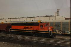 50694 (richiekennedy56) Tags: usa argentine unitedstates kansas bnsf kansascityks railphotos wyandottecountyks sd32eco bnsf1352